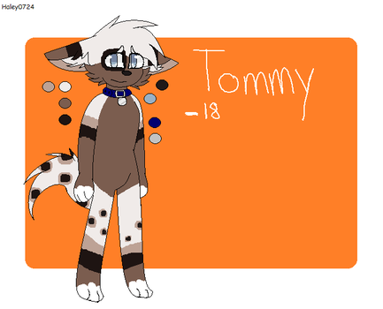 Tommy by Haley0724
