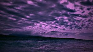 Purple Thunder by STORMCORROSION