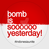 Bomb is soooo Yesterday by indonesia