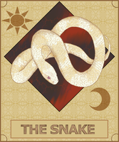 The Snake by Tuftless