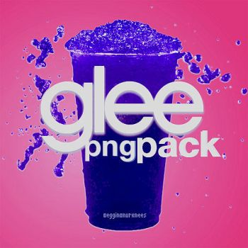 Glee PNG pack by BegginOnUrKnees