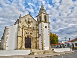 Matriz Church by fallen-jibrille