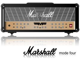 Marshall Amp by Fun3raL