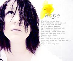 Hope by Paintrain