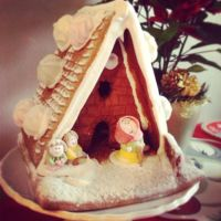 362 Gingerbread House by DistortedSmile