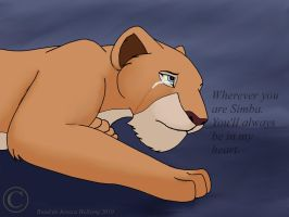 I Miss You Simba by JessieJames-1992