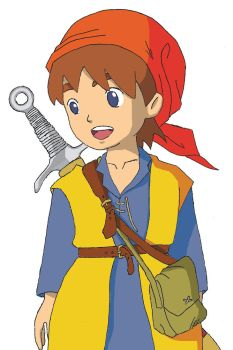 Ni No Kuni: Journey of the Cursed King by sackchief