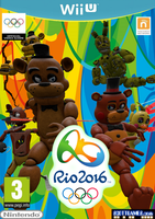 Fazbear Band at the Rio 2016 olympic games Wii U by ThePuppet1987