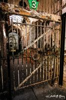 Abandoned Penitentiary - 3 by cjheery