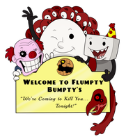 Welcome to Flumpty Bumpty's by itsaaudra