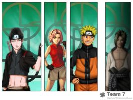 + Team 7 + by LudovicGarinot