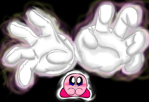 The Hands Scare Me, Poyo! by KirbyKips