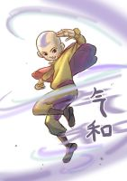 Aang by anthonysarts