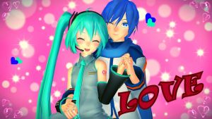 Just... Love!  [MMD] by LitteleYuki