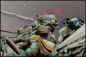 TMNT-art winner 114 by scribblesartist