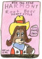Harmony Root Beer by dth1971