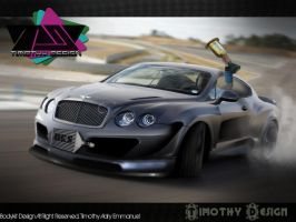 Bentley Continental Supersport by Adry53