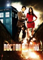 The Doctor and Oswin by methosivanhoe