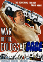 The colossal Cage! by Kyotita