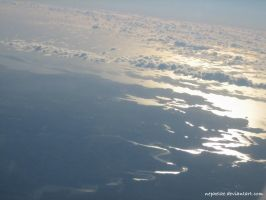 dawn from above by nephelae
