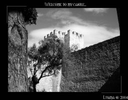 Welcome to my castle... by aShadowInTheMoon