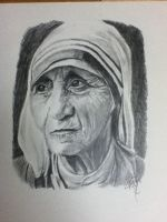 Mother Teresa: An Altruistic Daughter of God by the-solimnludic
