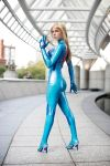 Zero Suit Samus Profile by Miracole