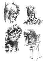 Sketch pages 2 by MrHades