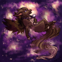 Made of stars. by Kiocah