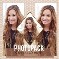 Photopack Demi Lovato #1 by LuuliTomlinson