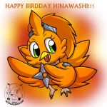 Happy (late) Birdday Hinawashi! by MangaFox156