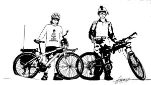 Bicycle Corp by Anomonny