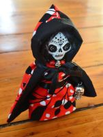 Mini Little Red Witch Doll by IdolRebel