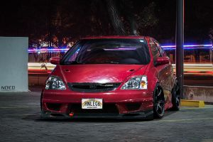 Honda Civic ep3 by cudotworca