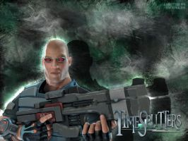 Wallpaper TimeSplitters FP by McTaylis