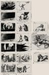 The Batman Story Board by kse332
