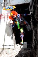Your clown just arrived by PhotoNovotna
