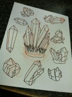 crystals by TorieLarson
