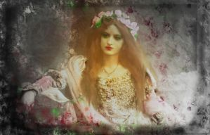 Rose of Shalott by Bohemiart