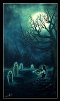 A Lullaby for the Dead by deathly-stillness