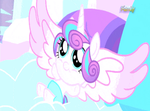 MLP: The Royal Baby Is so cute! by DigiRadiance