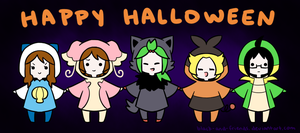 HALLOWEEN 2011 by artist-black