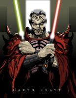 Darth Krayt by witchking08
