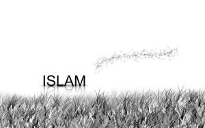 Simple Islamic Wallpaper by BrightKnight