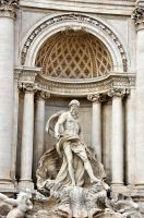 Rome - Trevi Fountain 7 by Lauren-Lee