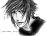 Prince Noctis by Daylight-Darkside