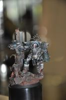 Pre Heresy Terminator 5 by Cpl-Highway