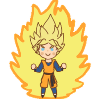 Goten Commission (animated) by BETGOLD