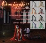 Extreme Long Hair #1 by Trisste-stocks