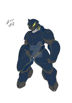 BTL-207 Zeus by MrFendragon